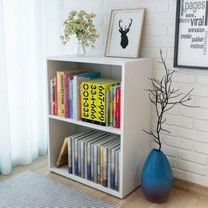 Libreros y estantes