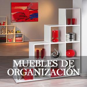 muebles de organizacion
